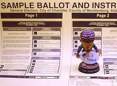 Vote Appeal - go and cast ur vote