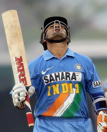 My biggest question is why sachin is not open the  - My biggest question is why sachin is not open the batting in the limited over cricket matches.