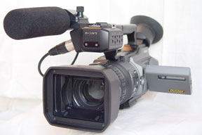 Sony DV Camera - Sony DSR-PD170 Camcorder