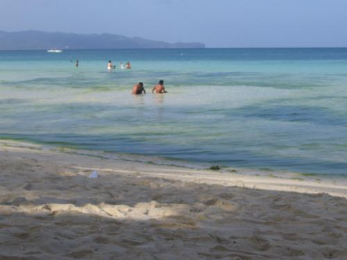 low tide in bora - what do you like? high tide or low tide?