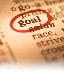 goal - what is your goal in life?