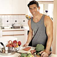 cooking - Can men cook well.