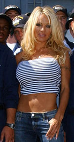 Pamela Anderson - Are some men obsessed with big breast?