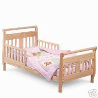 Toddler bed for toddlers - toddler bed for toddlers that climb out of their crib.