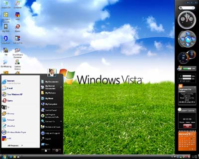 windows vista - vista