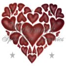 heart - meeting people will add love into ur heart