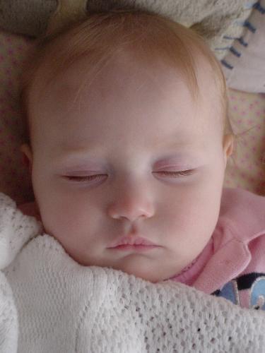 sleeping angel - while you were sleeping...