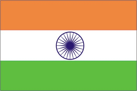Indian Flag - I am proud to be an Indian.