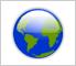 A globe! - Global