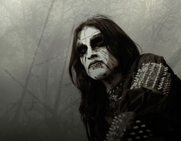 new band - a pic of shagrath