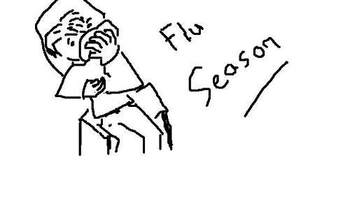 """Flu season: How do you prepare for it? - """"Outbreaks of the flu occur in different seasonal patterns depending on the region in the world. In temperate climate zones, flu season will typically begin in the late fall and peak in mid- to late winter. And in tropical zones, flu seasons appear to be less pronounced, with year-round isolation of the virus""""   More info here:  http://www.flufacts.com/about/season.aspx"""