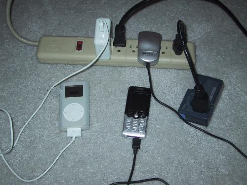 cellphone batteries--- time to recharge now! - recharging your cellphone batteries.