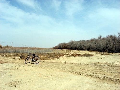 Desert - South-west of Gobi