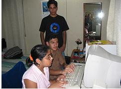Computer Games - These computer games can become addtictive. So one should be very careful and should be able to control time and have great self decipline