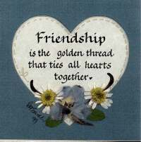 Friends - The biggest strength.