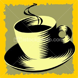hot coffee!!! - i like drinking hot coffee! even during summertime!