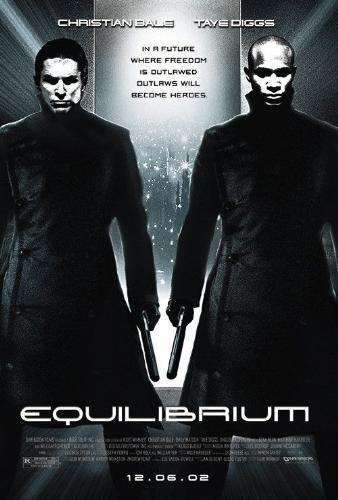 Equilibrium - Equilibrium Movie Poster