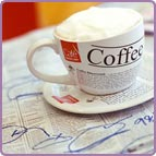 Coffee - A picture of Coffee Cup.