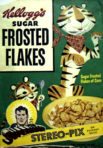 Frosted Flakes - Sugar