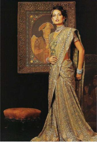 sari - picture of a ress called sari