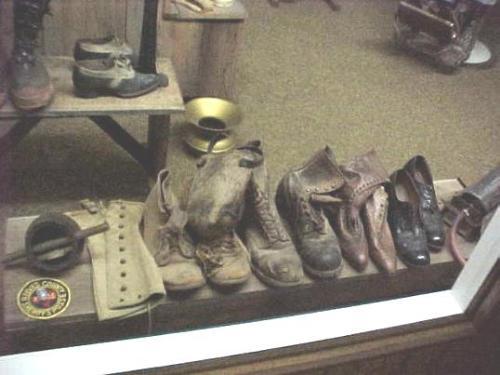 old shoes - how many of them you still wear?