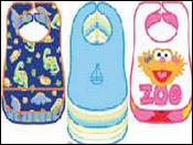 recalled baby bibs - If you have these bibs made by Hamco for Wal-mart, take them back for a refund, and if your child tests positive for lead poisoning, do something about it!