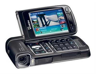 Nokia - Nokia-N93