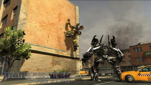 Transformers : The Game - Transformers : The Game screenshot