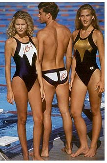 swimsuits - two piece, one piece, men's