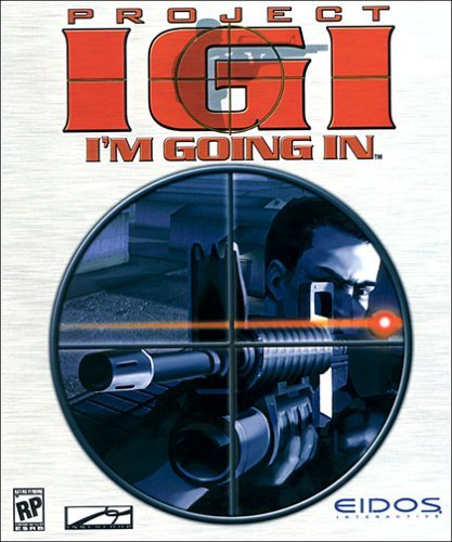 I'm GOING in - Project IGI (i'm going in)....pc game