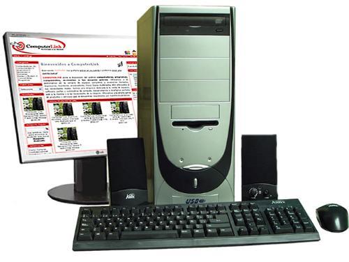 Desktop - A Computer Desktop