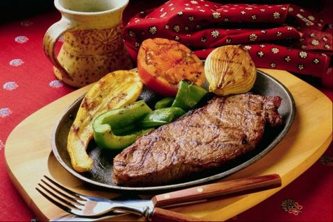 Steak - Yummy, delicious steak!