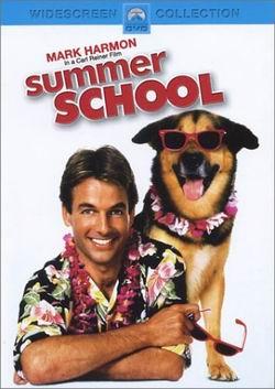 Summer School - Funny movie cover
