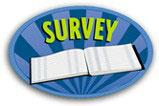 Surveys - Bad luck with surveys.