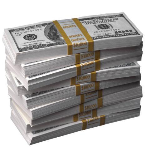 money - duit dolar