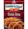 onion rings - wee