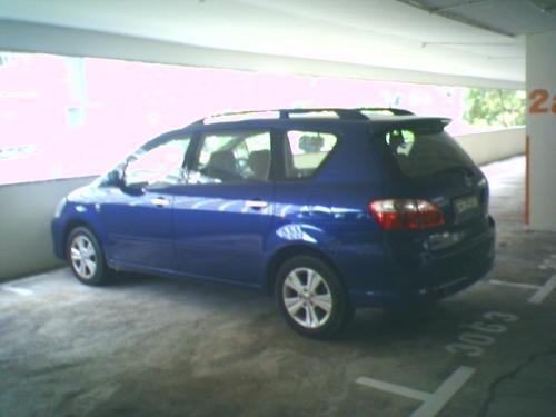 Car - Toyota 7 seater MPV