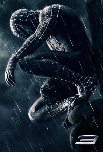 spiderman - picture of venom from spiderman 3