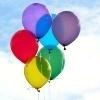 Birthday Balloons - Colorful Birthday Balloons!