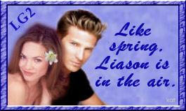 spring is in the air - LG2 spring is in the air and so is Liason banner
