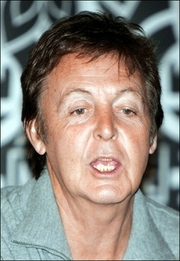 Paul McCartney - Was recent statement a putdown to Michael and Stevie?