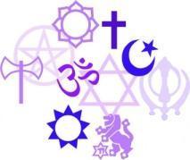 Religion - Different religion, faith.