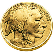 American Buffalo 24-Karat Gold Bullion Coin - American Buffalo 24-Karat Gold Bullion Coin Obverse Design Obverse Design