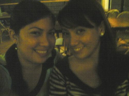 im with abby - birthday celebration @marina bar