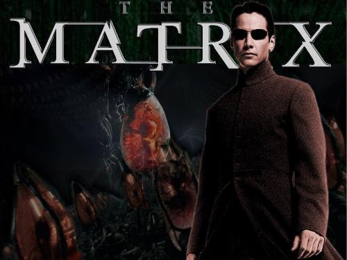 matrix - this pic is of movie matrix, one of my favourite movie