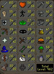 3 Month Stats - These are my stats after 3 months.