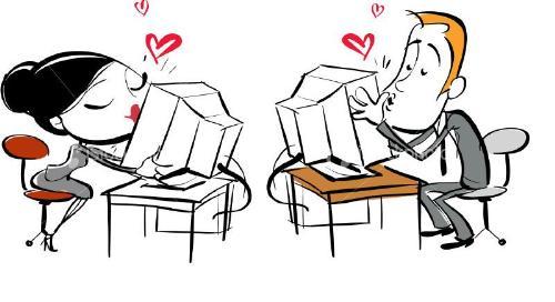 Online love - Online love, does it exist?