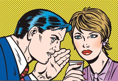 Secrets - Whom do you confide your secrets in?