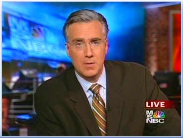 Keith Olbermann - Quite a good speaker, if I say so myself!