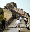 chinese wall - could be the 7'th wonder of the world